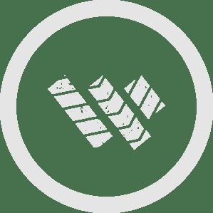 Main Icon with Circle White
