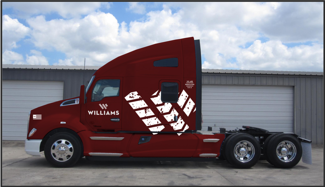 Williams Truck Red 2